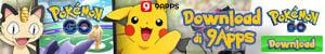 Pokemon GO Install 9Apps