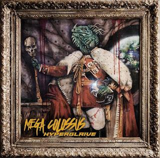 """Ακούστε τον δίσκο των Mega Colossus """"HyperGlaive"""" που κυκλοφόρησε προ μηνός"""