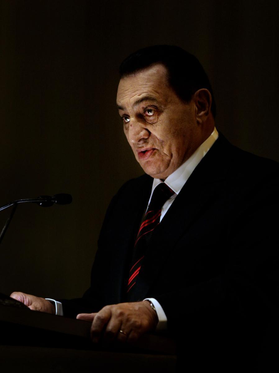 hosni mubarak - photo #6