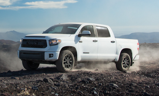NEW ON THE LOT: 2016 Toyota Tundra TRD Pro