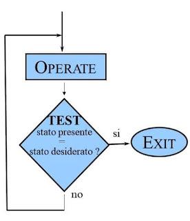 TOTE diagramma di flusso