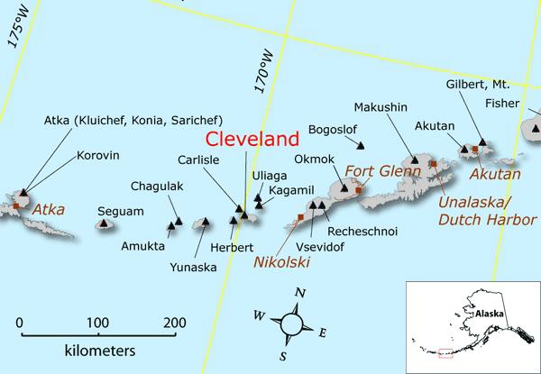 Ilhas Aleutas