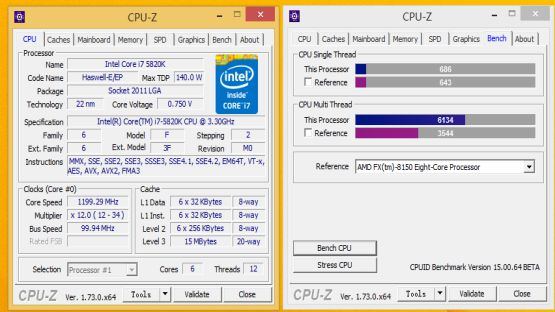 CPU Z screenshot 3