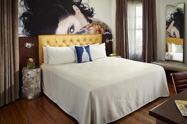Room Mate Lord Balfour em Miami Beach: quarto