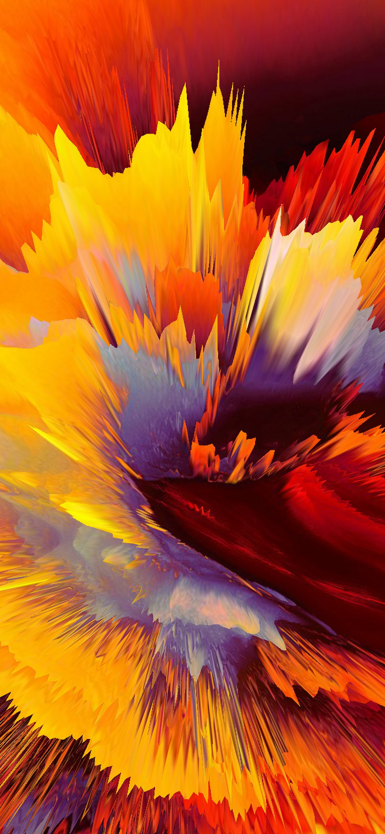 Abstract Colorful Explosion 4k Wallpaper 30