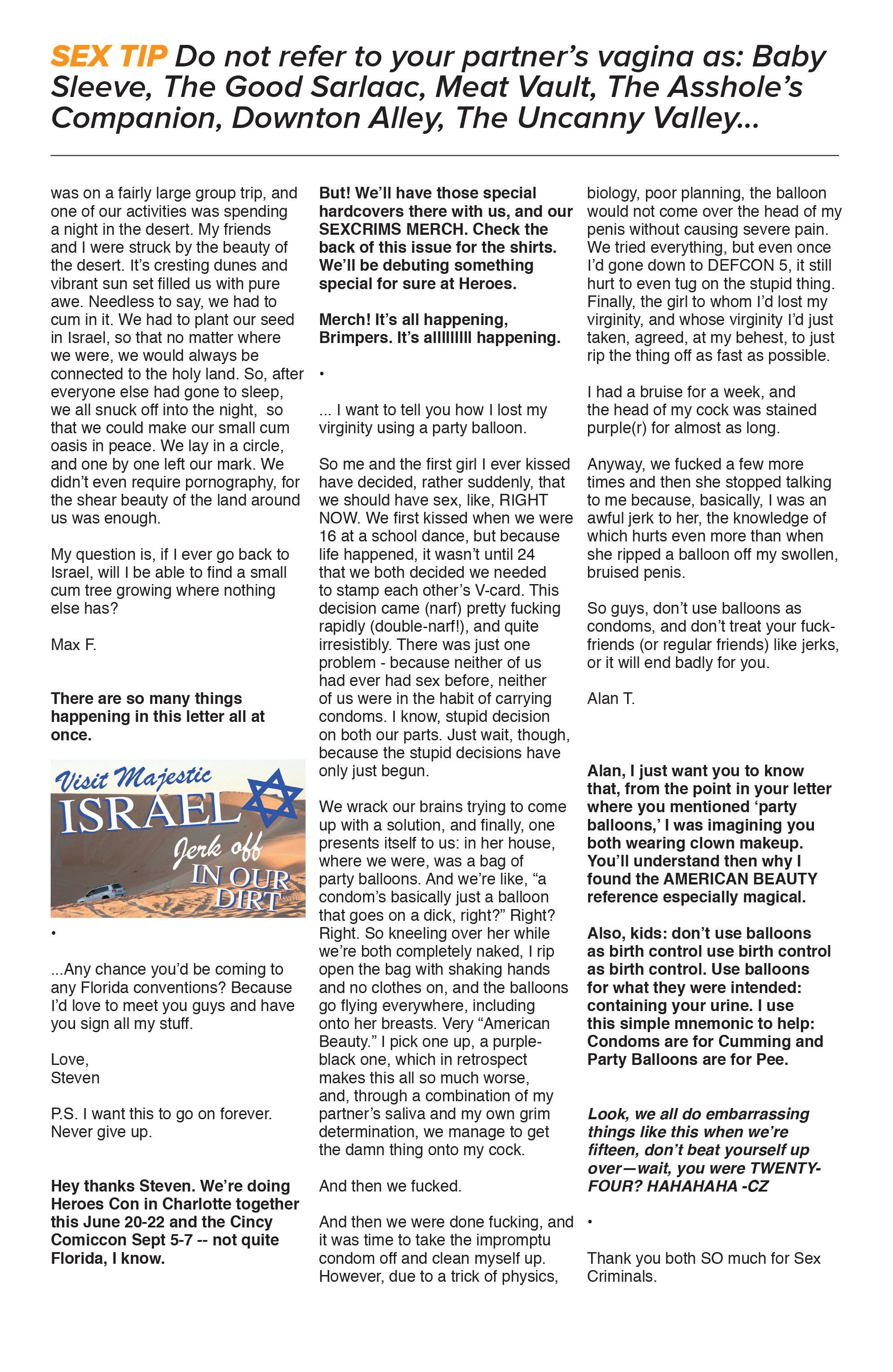 Read online Sex Criminals comic -  Issue #6 - 24