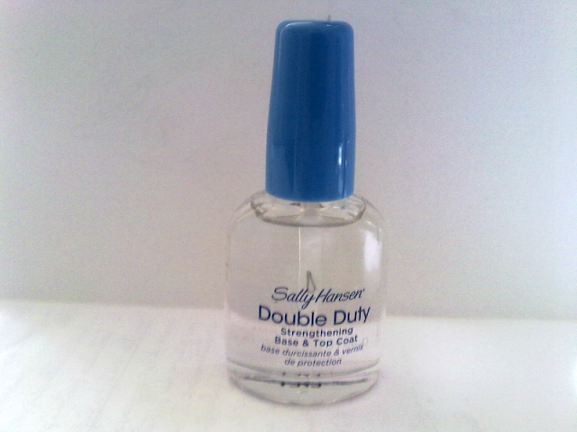Sally Hansen Double Duty Base And Top Coat - Review
