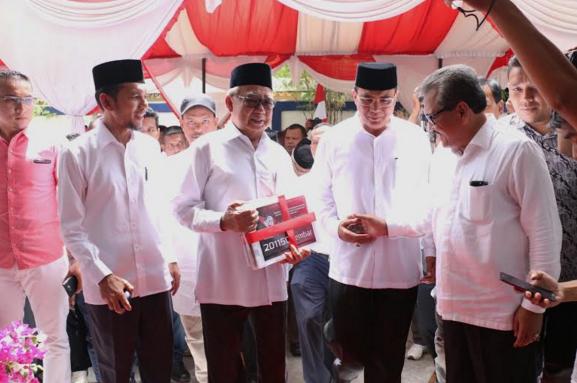 Abu Doto Sebut Partai Aceh Garis Perjuangannya