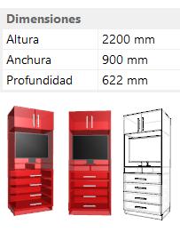 Dise o de muebles madera construcci n closet o armario for Diseno zapateras para closet