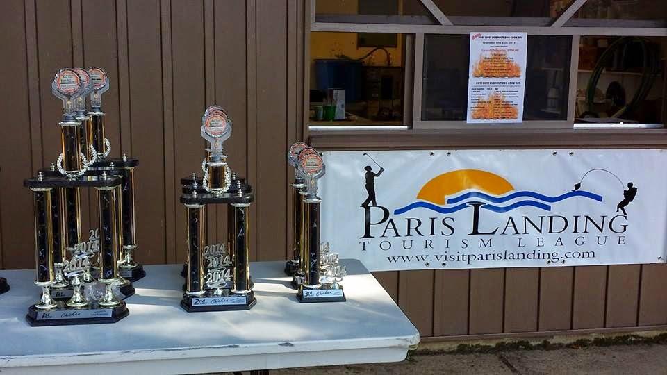 Paris Landing Tourism League: Winner - 6th Annual Boss Hoss