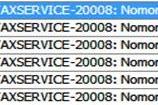 Solusi e-Faktur Reject Error ETAXSERVICE 20008 : Nomor Faktur Sudah Digunakan