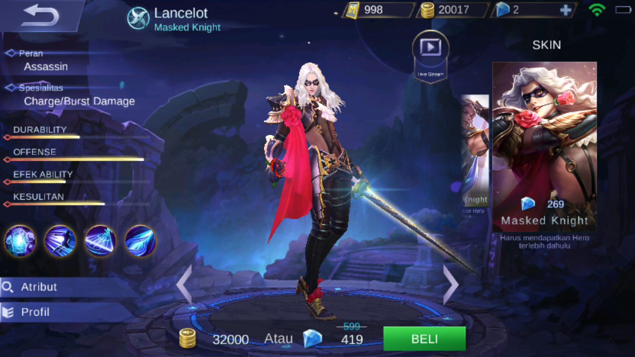 8 Hero Yang Wajib Dimiliki Kalau Main Mobile Legends Pasti