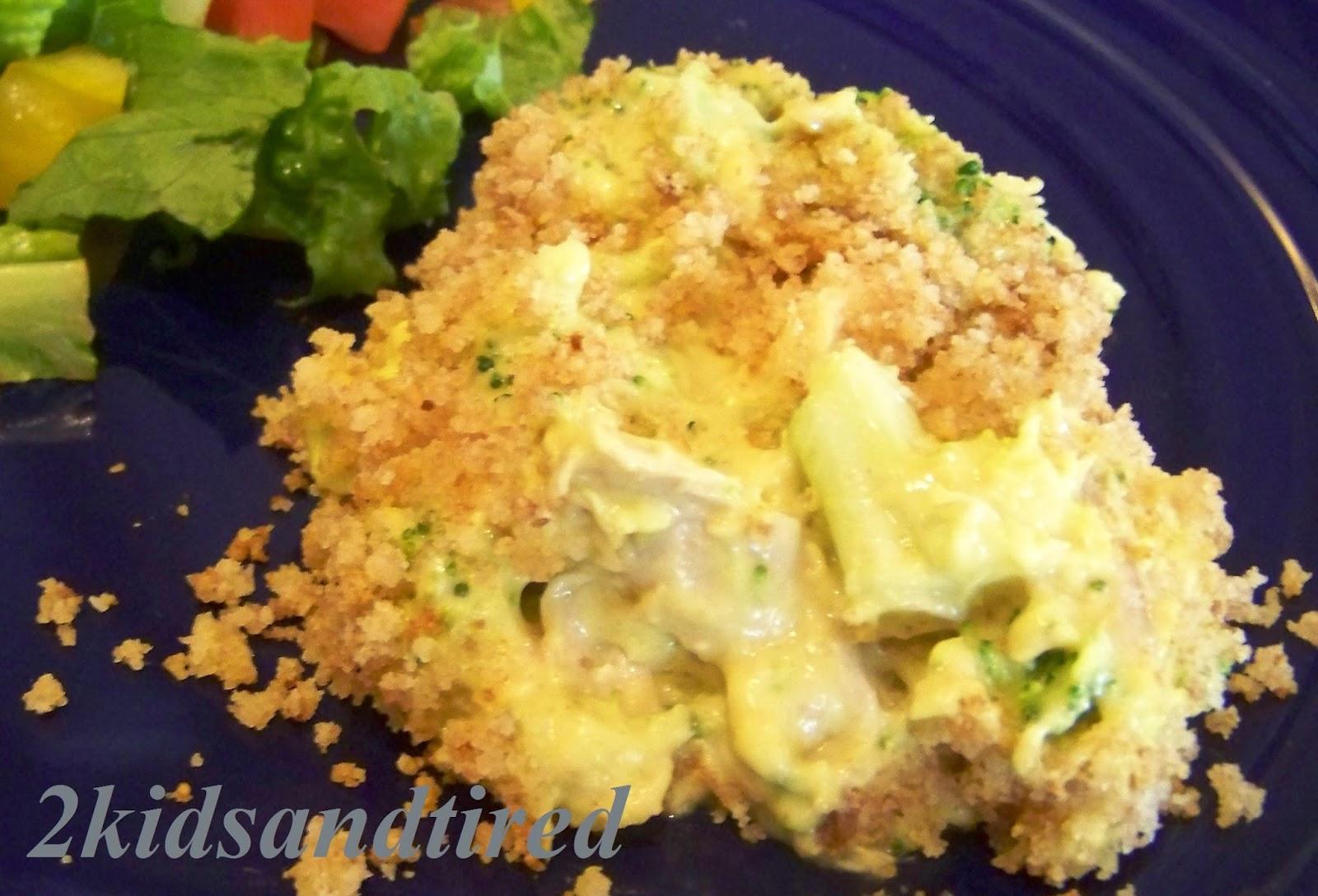 Cauliflower Broccoli Casserole Food Network