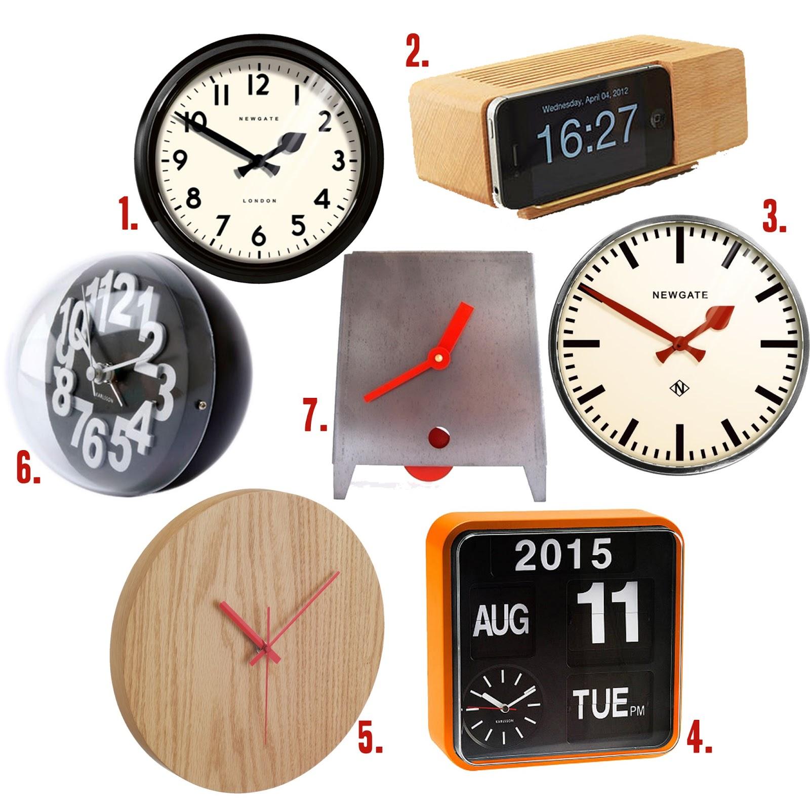 ultra modern alarm clock - photo #8