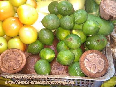 Tabon Tabon and Biasong Lime