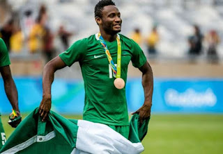 Mikel Obi Reveals His Hero And The Two Football Legends Who Inspired Him As A Teenager