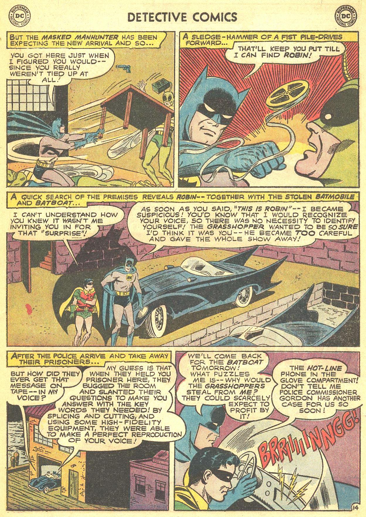 Detective Comics (1937) 334 Page 16