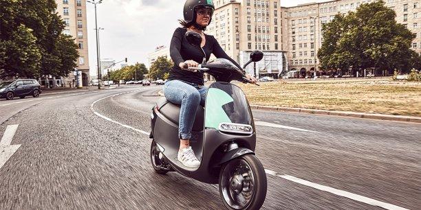 (Sorties) On peut louer un scooter electrique en libre service