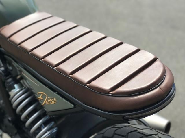 Ducati Scrambler By Startwin Motors Hell Kustom