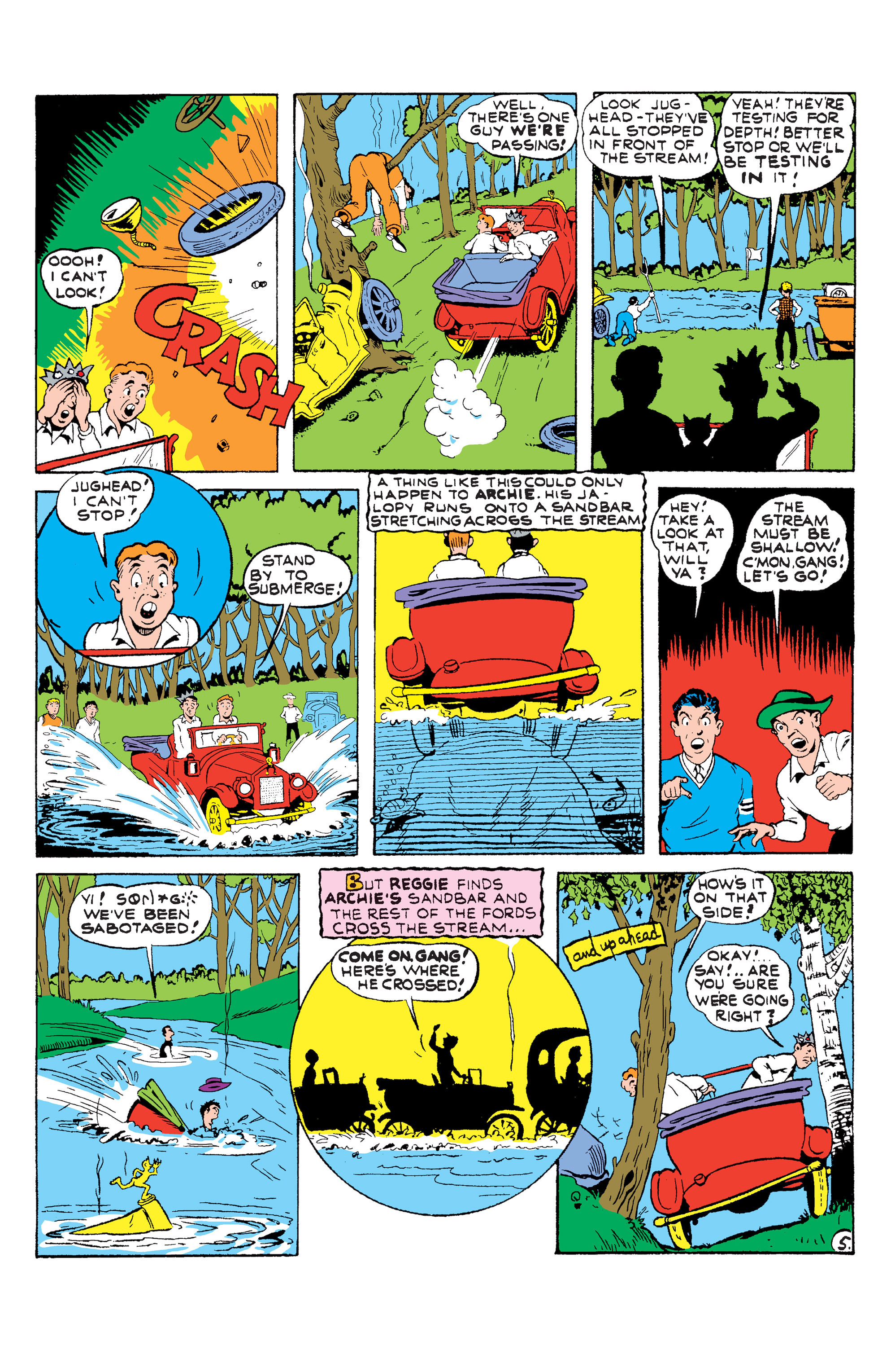 Read online Archie (2015) comic -  Issue #2 - 29