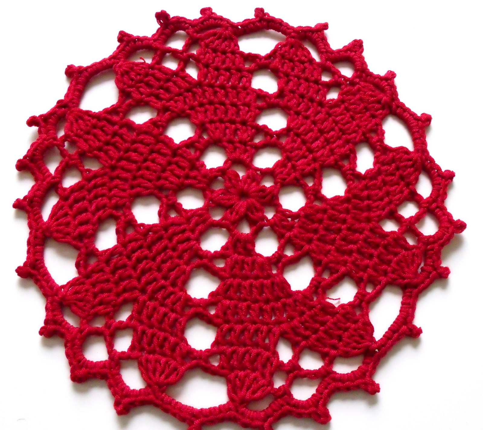 free crochet patterns, doiley, doily, home decor, how to crochet