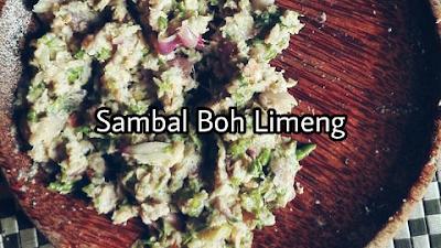 http://berjutaresep.blogspot.com/2017/04/resep-membuat-sambal-boh-limeng.html