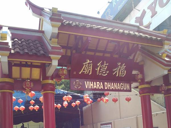 Menelisik Vihara Dhanagun