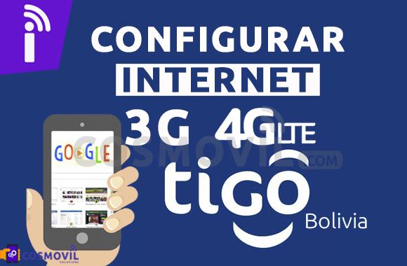 25571b651ac En este articulo veremos a como configurar paso a paso el APN oficial de  Internet para el operador móvil Tigo Bolivia.