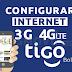 Configurar Internet APN 3G/4G LTE Tigo Bolivia Android 2019