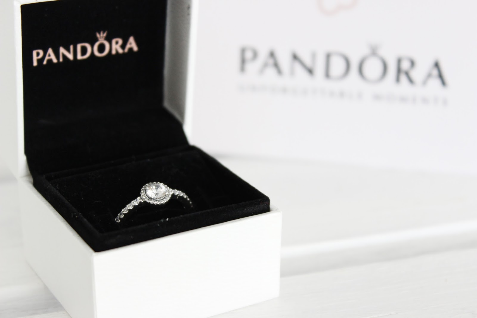 700d83e58 Pandora Classic Elegance Ring | Mococo | BRITISH BEAUTY ADDICT