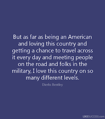 Best Too Many Love Quotes: but as far as being an American and loving this