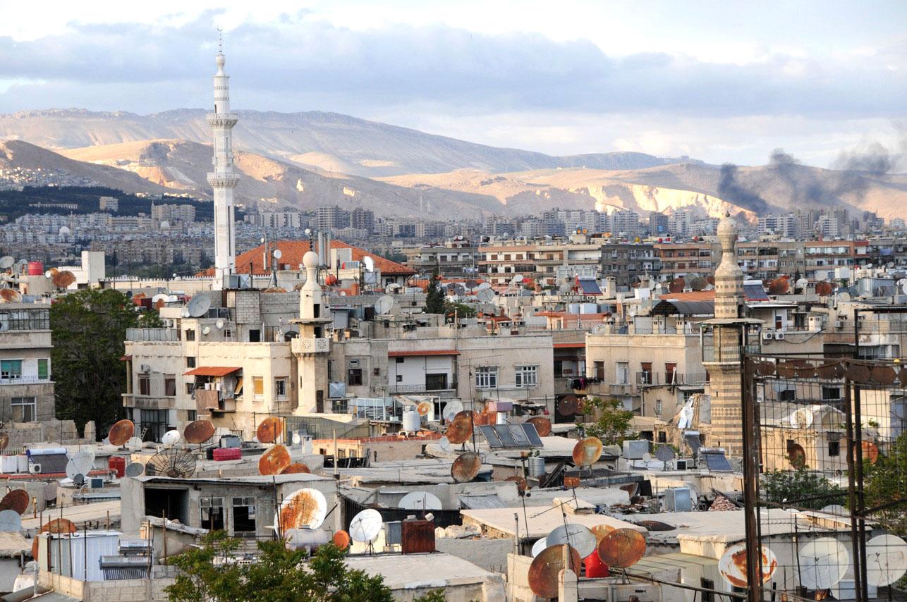 damascus, syria - travel guide   tobias kappel