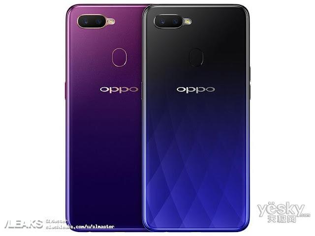 جوال Oppo _A7x