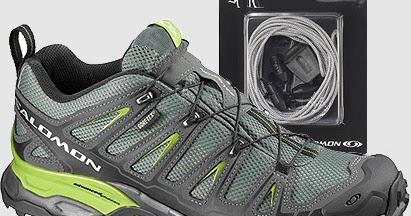lacci per scarpe salomon