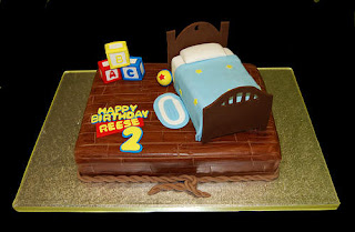 Boys 2nd Birthday Cakes Designs Ideas