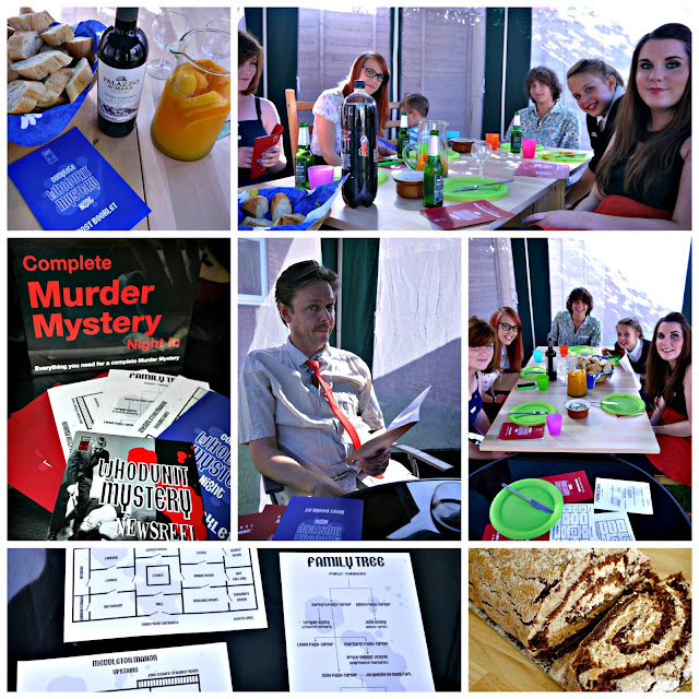 Best Murder Mystery Dinner Free: Inside The Wendy House: How To Host A Murder Mystery