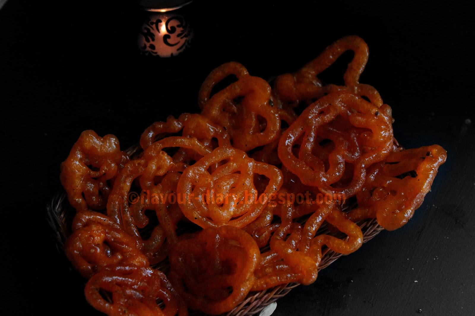 how to make jalebi batter