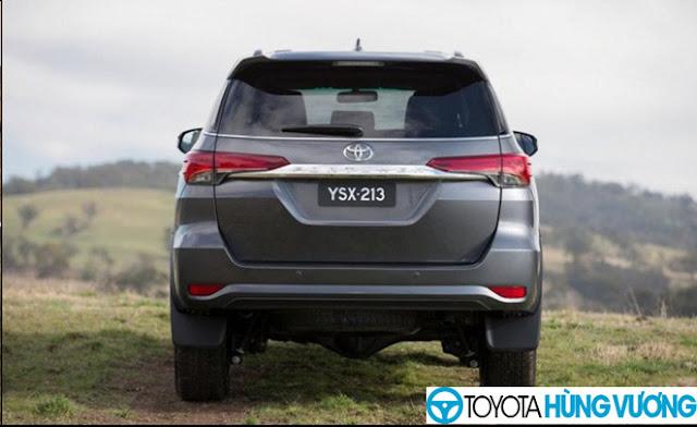 So sánh đánh giá Toyota Fortuner và Honda CR-V ảnh 7