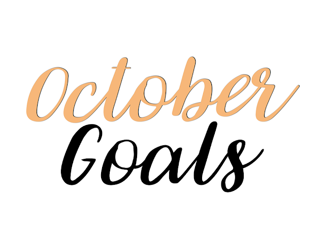 October Goals || Blogtover 2016