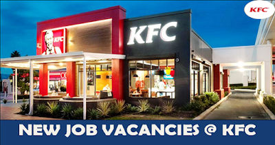 Job Vacancies At KFC In Dubai