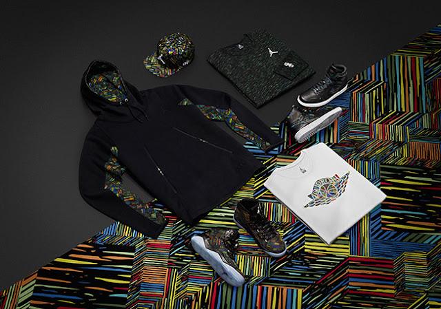 sneaker Jordan Brand BHM 2016