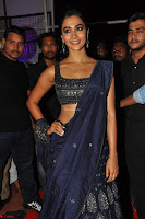 Pooja Hegde choli saree at DJ Duvvada Jaggannadham music launch ~  Exclusive 126.jpg