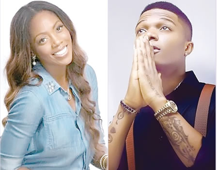 is tiwa savage and wizkid dating? checkout story