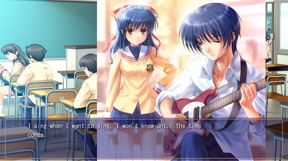 CLANNAD Side Stories PC Free Download Screenshot 1