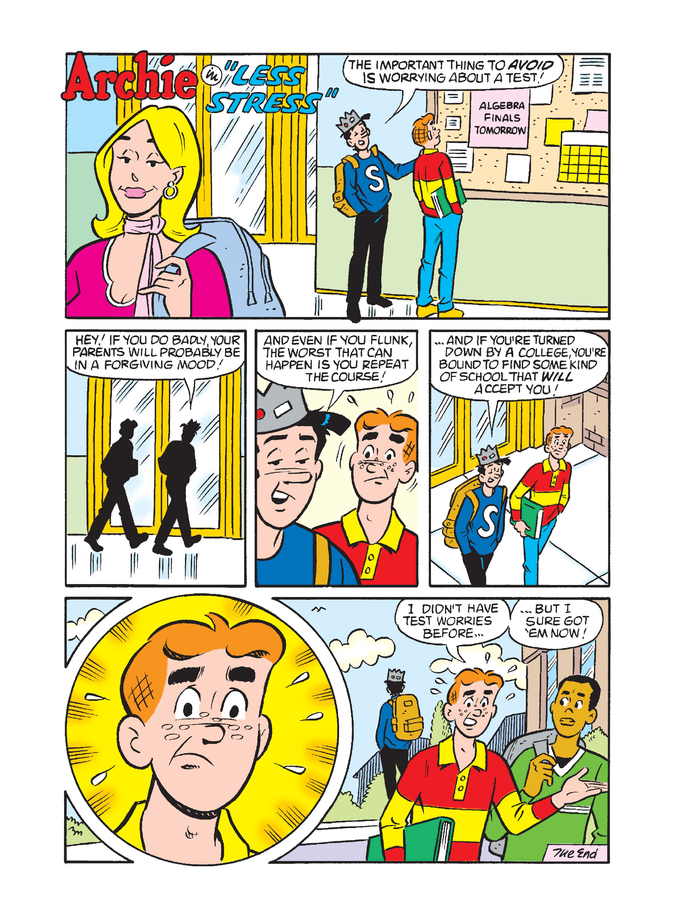 Read online Archie's Funhouse Double Digest comic -  Issue #10 - 61
