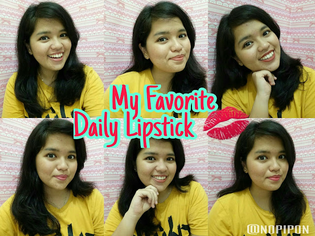 [Review] L'oreal Color Riche Lipstick Moist Matte in Chocolat Rouge | My Favorite Daily Lipstick