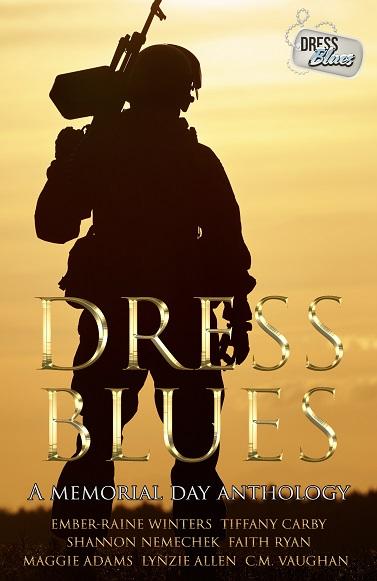Dress Blues, Anthology, military romance