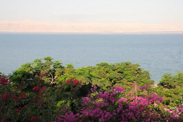 Crown Plaza Dead Sea, Jordanië, Dode Zee, wellness in Jordanië, Dead Sea Jordan, kuren aan de Dode Zee