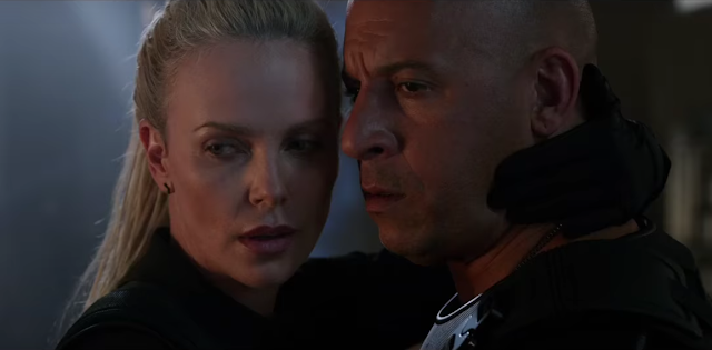 Fast & Furious 8, Trailer, Charlize Theron, Vin Diesel