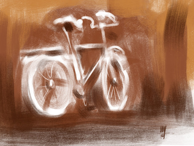 Bike by Artmagenta